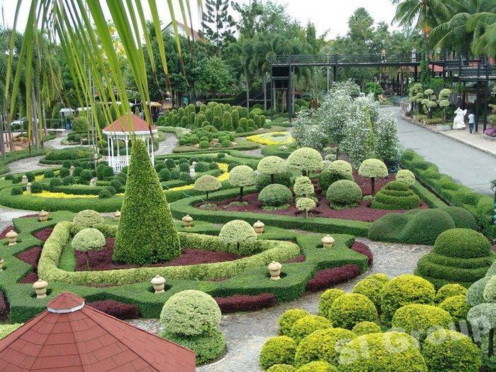 Queen Sirikit Botanical Gardens Ботанический сад Королевы Сирикит
