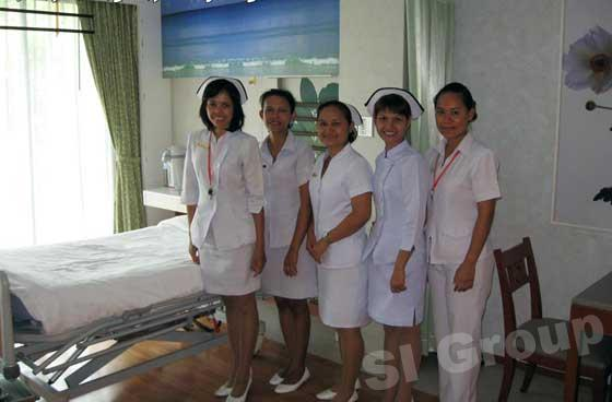 Private medical clinics in Thailand