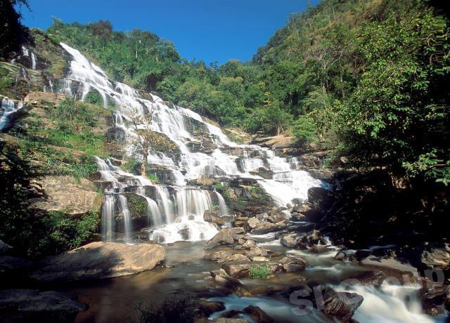 Чинграй северная часть Тайланда