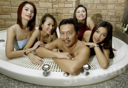 Секс массаж в тайланде пхукет