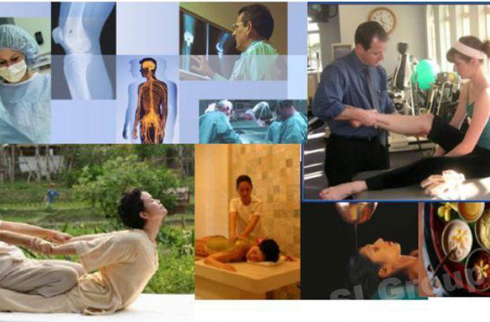 Система медицинского обслуживания Таиланда