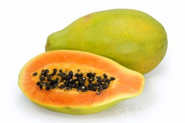 фото папайя фрукта