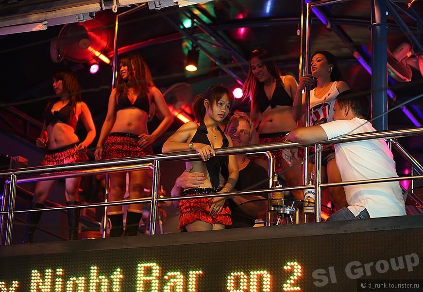 Sex Serviços na Tailândia