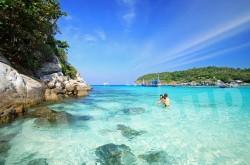 Экскурсия на острова Сурин