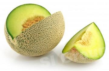 Дыня японская (зеленая) Melon japanese Thai (тайское название): taeng mu Season (сезонность): all year round Availability (вид): Fresh and Frozen Packaging (упаковка): Tray or Carton Box