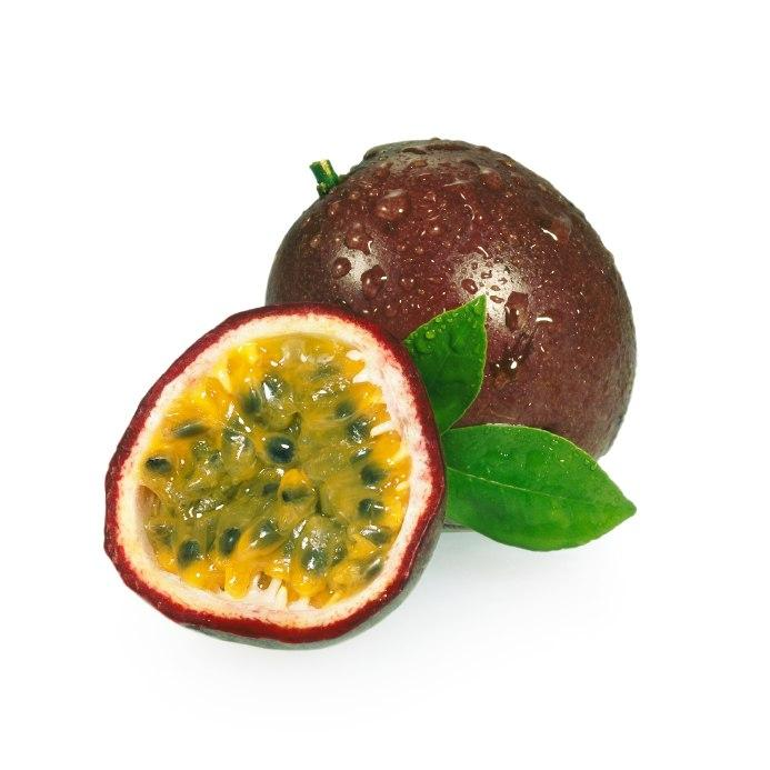 Маракуйя Passion fruit Thai (тайское название): Sauvarot Season (сезонность): all year round Availability (вид): Fresh and Frozen Packaging (упаковка): Tray or Carton Box