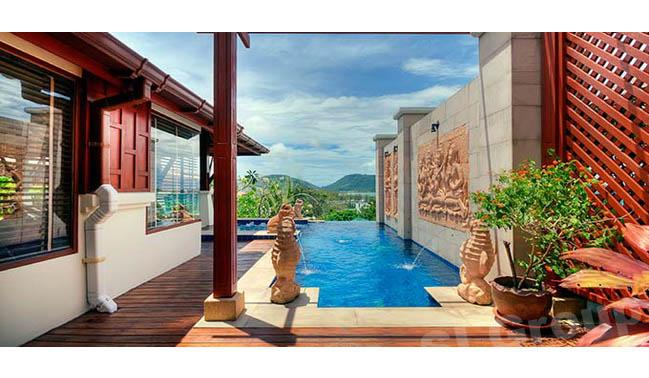 Real Estate in Phuket. Reservation of the property