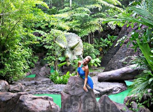 Экскурсии на Пхукете: Дино-парк