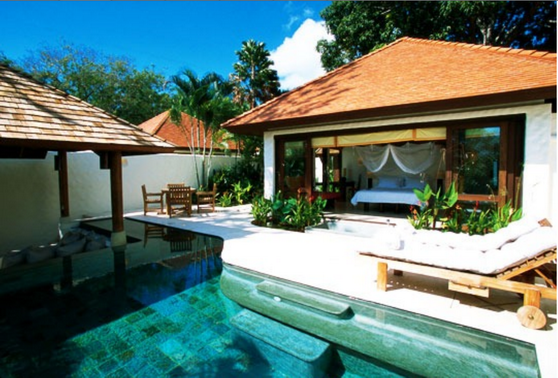 Phuket Villa: Prepayment for villa in high season