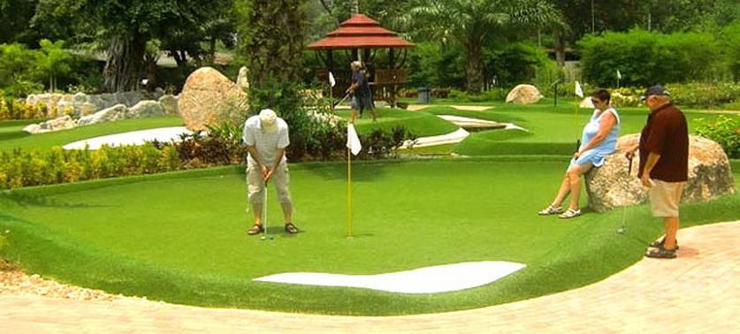 Экскурсии Пхукета: Мини-гольф Adventure Mini-golf