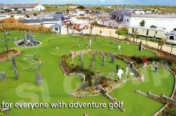 Экскурсии Пхукета: Мини-гольф