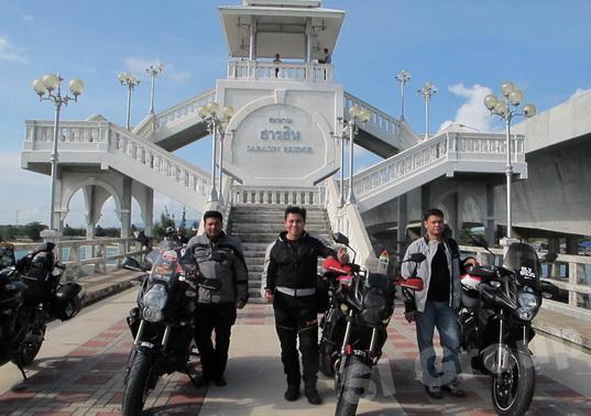 Экскурсии Пхукета: мост Sarasin