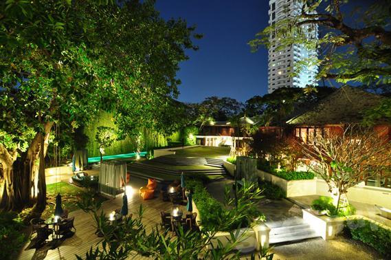 Дом Борнео в Таиланде (137 Pillars House)