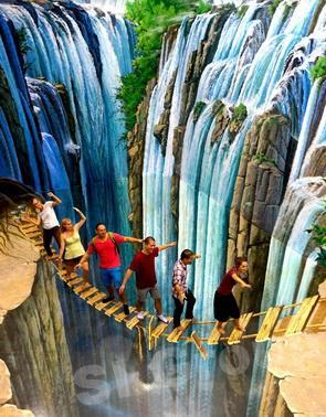 Галерея 3D в Чиангмае