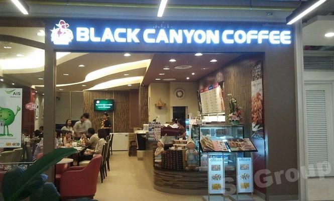 Блек Каньон Кофе на Пхукете (Black Canyon Coffee)