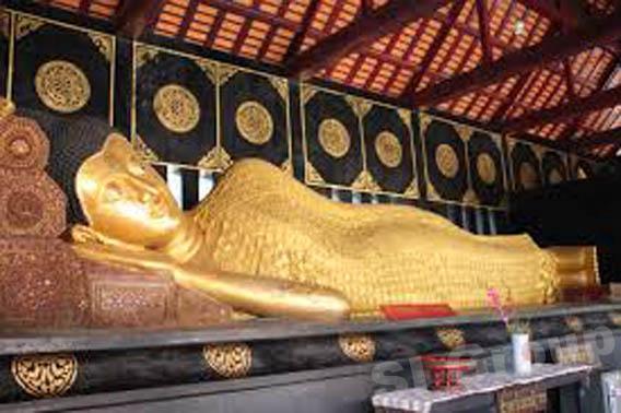 Храм Ват Пан Тао в Чианг Май