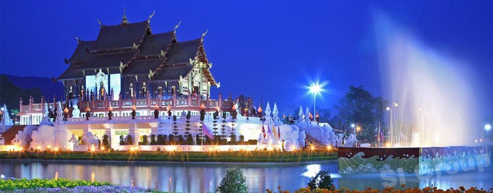 Пять причин посетить Чианг Май Таиланд
