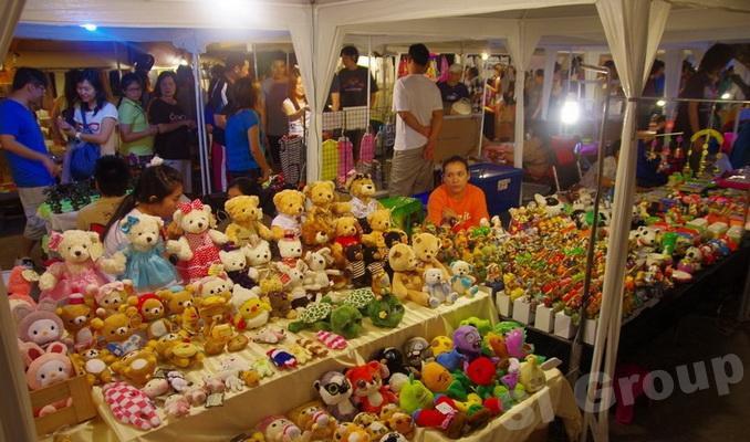 Арт рынок Хуа Хин - Cicada Market