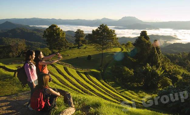 Экскурсии Чианг Май: Национальный парк Дой Сутхеп-Пуй (Doi Suthep-Pui)