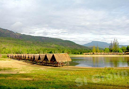Экскурсии Чиангмай: Озеро Хуа Тунг Тао (Huay Tung Tao)