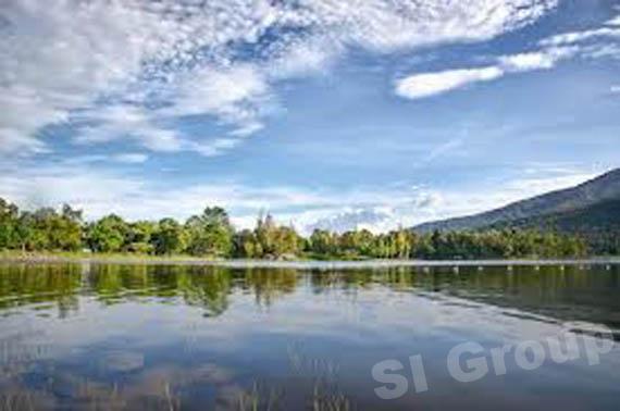 Озеро Huay Tung Tao в Чианг Май