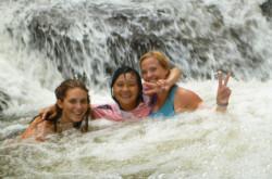 Водопад Mae Sa в Чианг Май