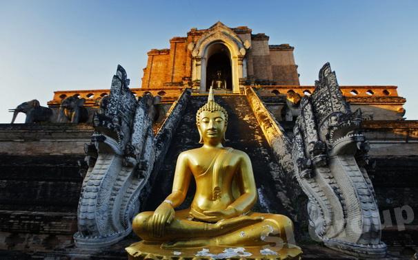 Храм Чеди Луанг