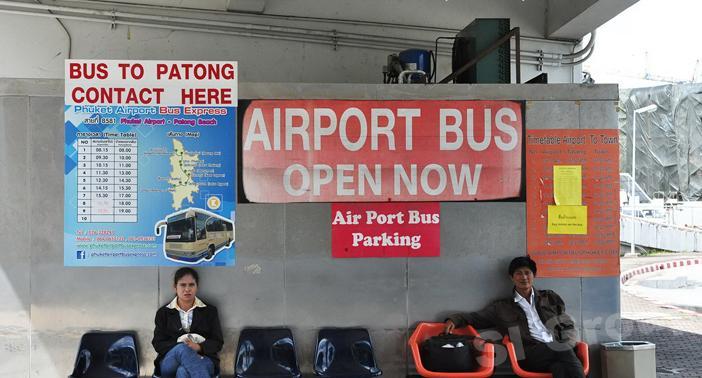 автобусы на Пхукете