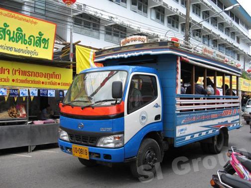 Buses in Phuket