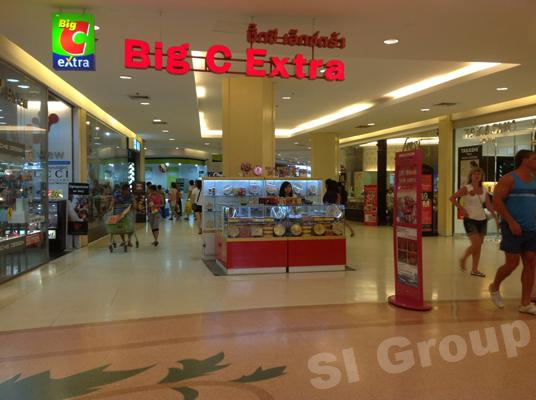 Shopping. Big C Phuket (Big C Phuket)