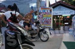 bike in Phuket