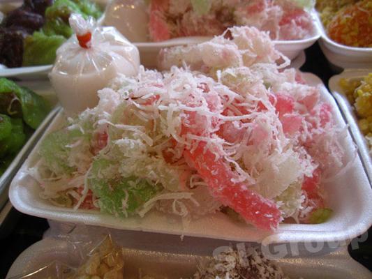 Десерты Таиланда