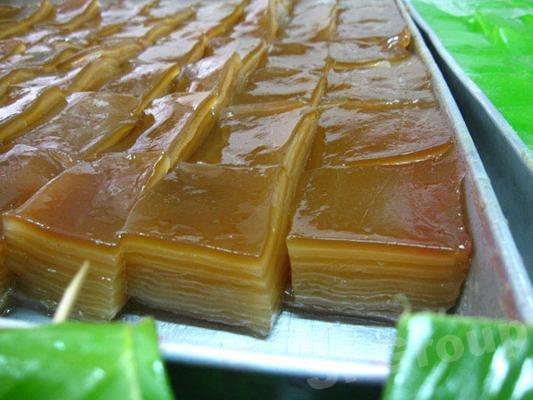 Тайская ежа: дэсерты Тайланда - вкуснотища!