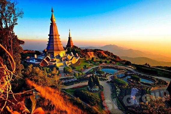 Экскурсии Чиангмай: национальный парк Doi Inthanon