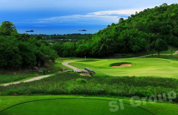 Академия гольфа в Хуа Хин