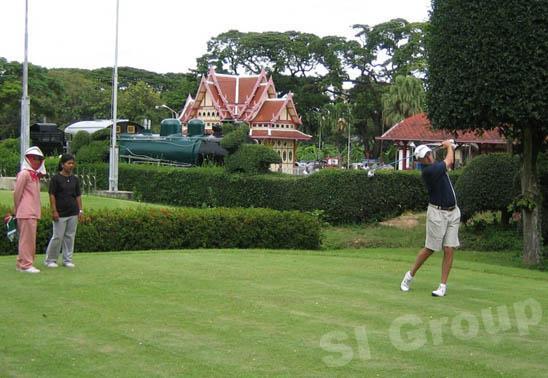 Гольф в Таиланде