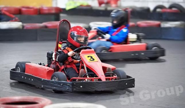 Phuket Tours Karting Club in Patong
