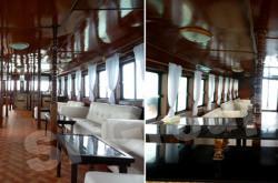 Ужин на лодке на Пхукете