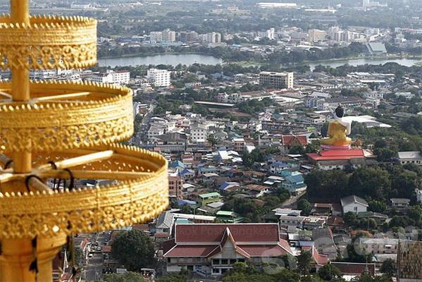 Город четырех рек – Накхон Саван Таиланд