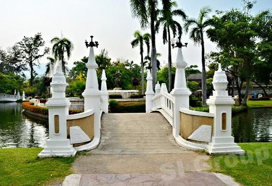 Экскурсии Чианг Май: Парк Suan Buak Haad Park (Суан Буак Хаад)