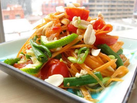 Тайская еда: Топ-10 блюд