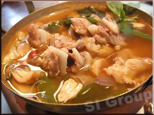 Тайская кухня: Суп Том Саеб(Tom Saeb)