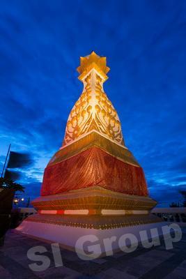 Храм Кхао Саман Чай (Khao Sanam Chai)
