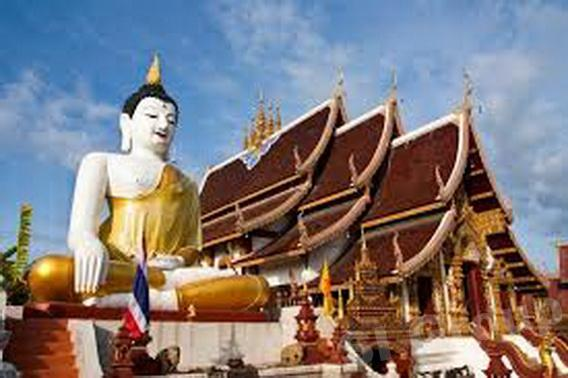 Экскурсии Чиангмай: Храм Ват Лок Моле (Wat Lok Molee)