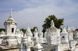 Храм Wat Suan Dok