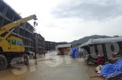 Квартиры на пляже Найтон, видео фото отчет - июнь 2015