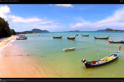 Phuket helicopter: Video shooting