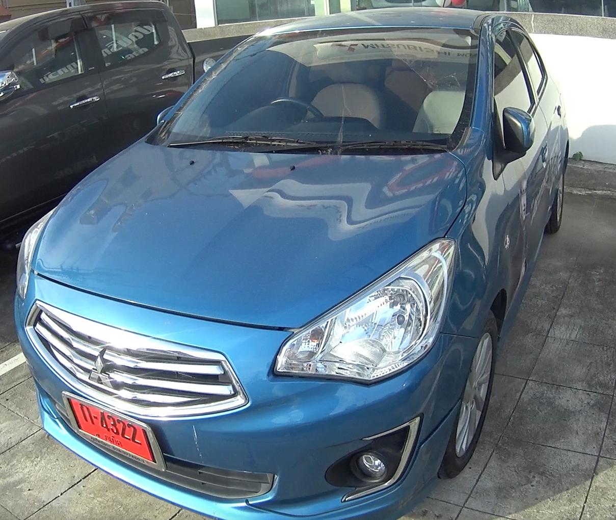 Análise de vídeo, Mitsubishi, Attrage, 2016, 2017, novo, carro, moto