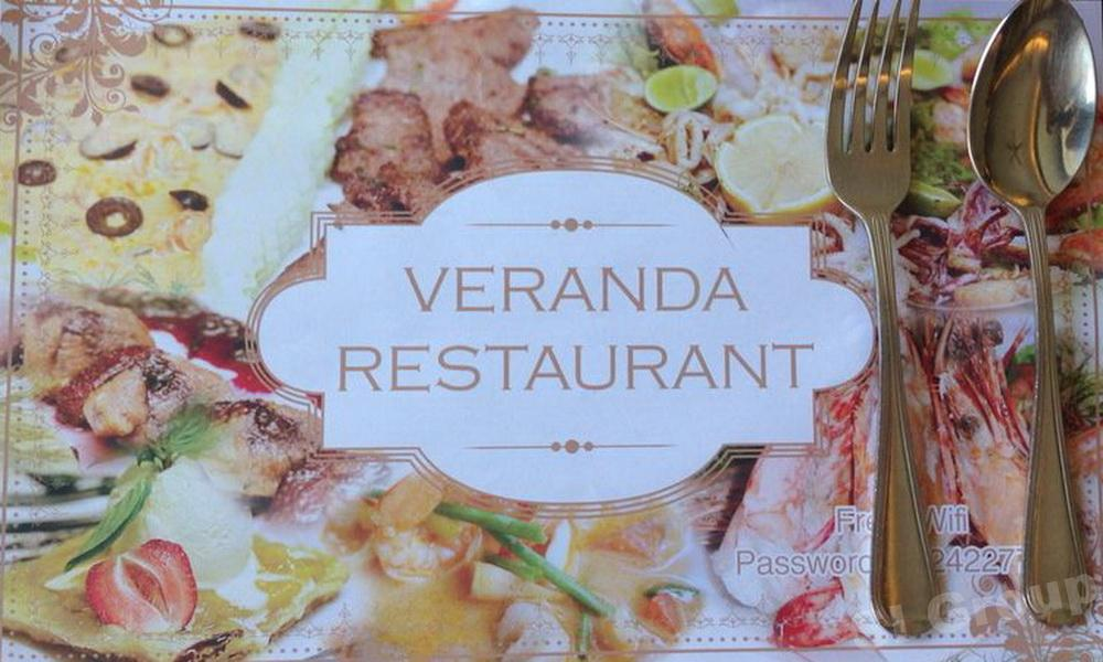 Phuket Restaurants: Veranda Restaurant - Russian, Thai and exotic cuisine