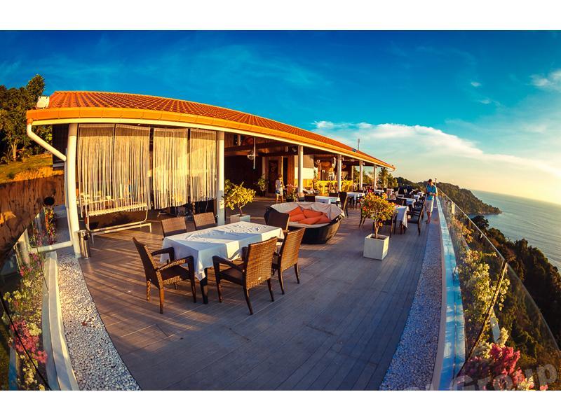 Рестораны Пхукета: Ресторан Heaven: пляжи Ката, Най Харн